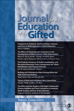 Journal for the Education of the Gifted