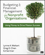 Book jacket for Budgeting and Financial Management for Nonprofit Organizations