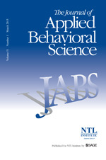 The Journal of Applied Behavioral Science