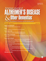 American Journal of Alzheimer's Disease & Other Dementias®