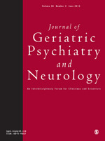 Journal of Geriatric Psychiatry and Neurology