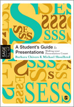 Book cover of A Student's Guide to Presentations: Making Your Presentation Count