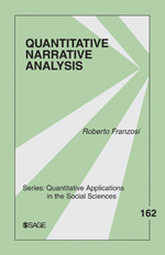 Quantitative Narrative Analysis