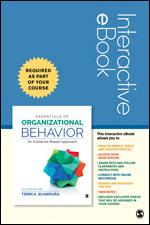Essentials Of Organizational Behavior Interactive Ebook