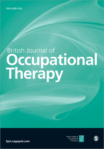 British Journal of Occupational Therapy
