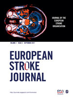 European Stroke Journal