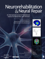 Neurorehabilitation & Neural Repair journal cover