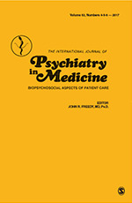 The International Journal of Psychiatry in Medicine