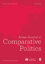 Asian Journal of Comparative Politics journal cover image