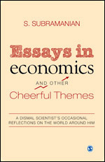 essays in economics and other cheerful themes sage publications inc essays in economics and other cheerful themes