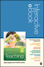 Product sage publications inc introduction to teaching interactive ebook fandeluxe Images