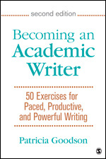 becoming an academic writer sage publications inc