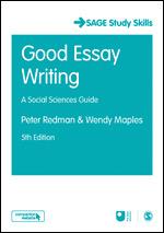 An Essay Outline Good Essay Writing Transgender Essays also Personal Responsibility Essay Good Essay Writing  Sage Publications Inc Mla Format For Essay