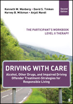 criminal conduct and substance abuse treatment the providers guide strategies for selfimprovement and change pathways to responsible living
