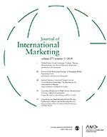 Journal of International Marketing